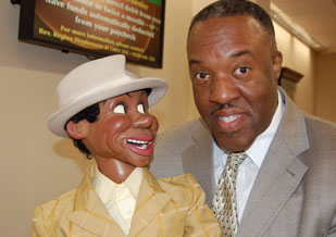 Willie Brown and Woody